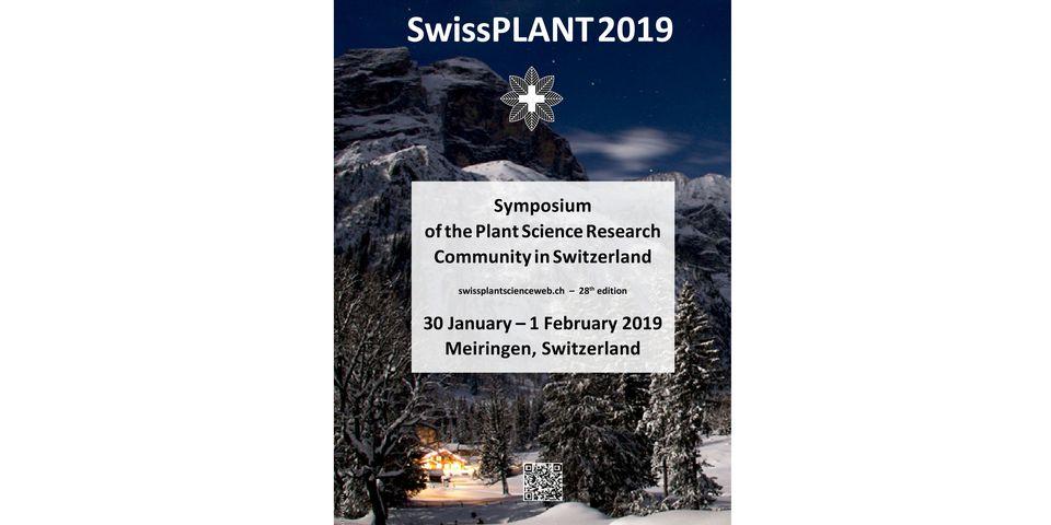 SwissPla SwissPLANT 2019