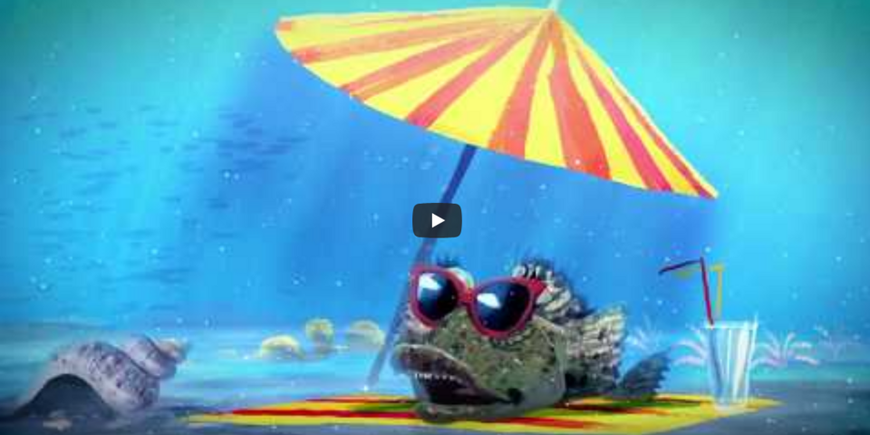 Laila the fish video