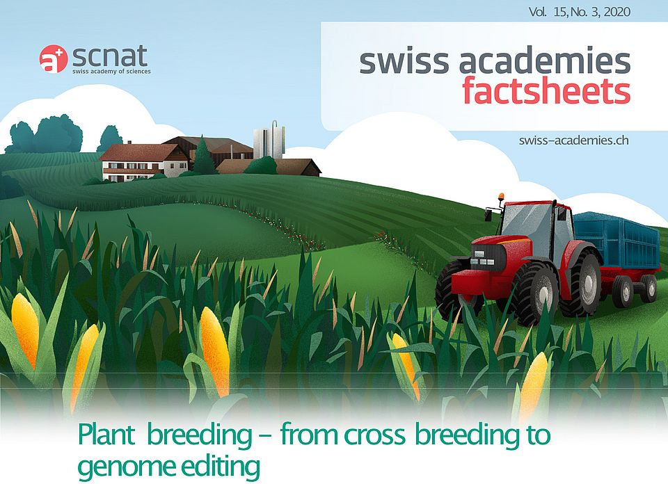 plant breeding cover image