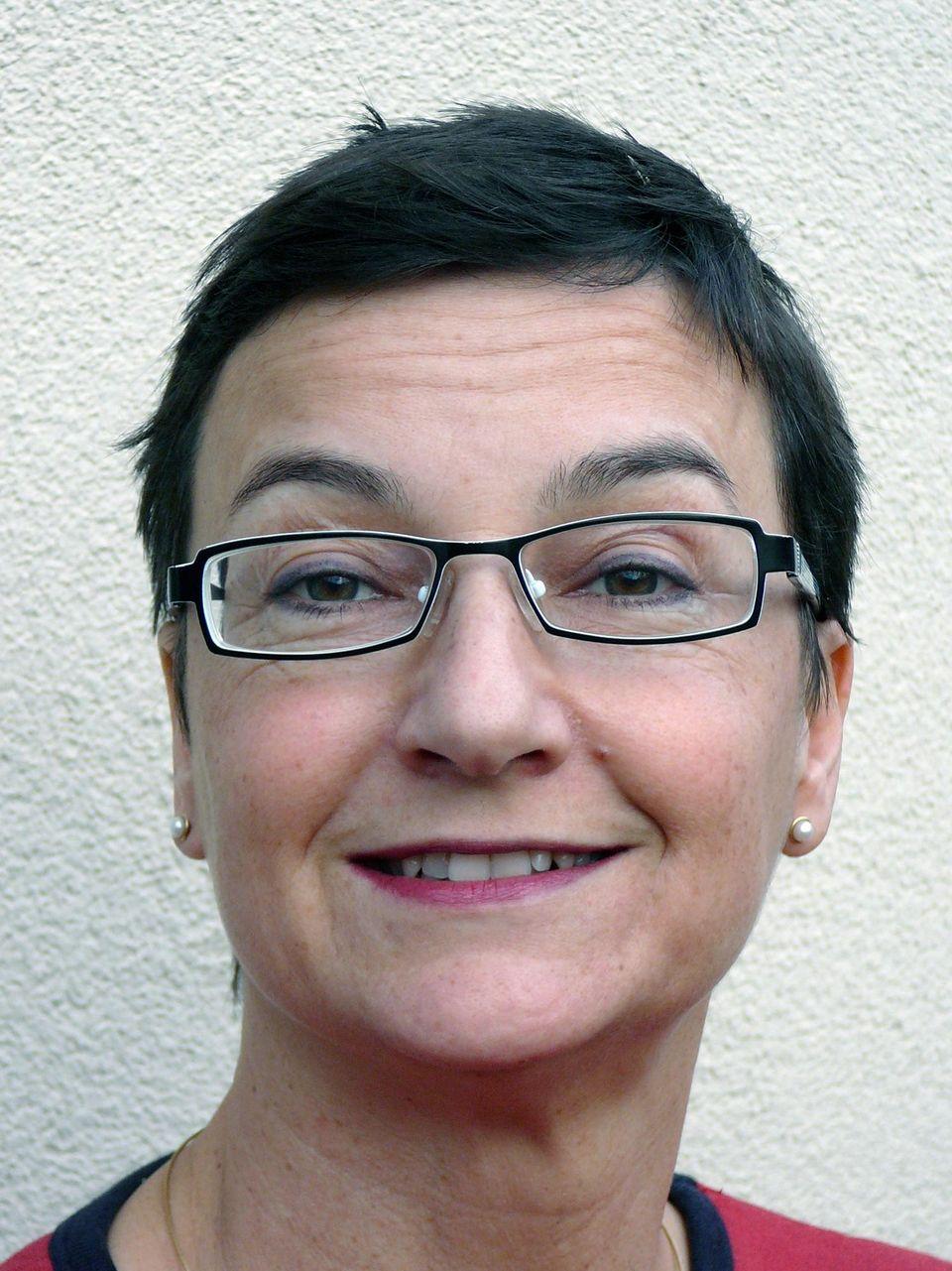 Sylvia Martinez portrait