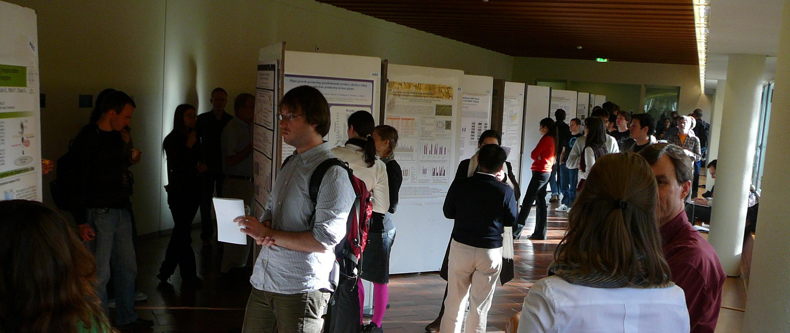 conference poster session